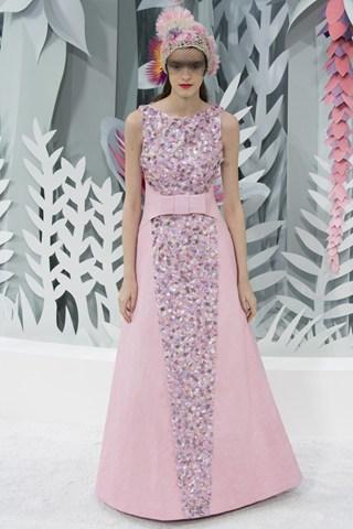 felicity Jones prediction chanel couture