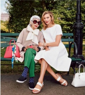 Fashion Industry Makes Strides Towards Starring SeniorIcons